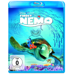 Disney Bluray Findet Nemo