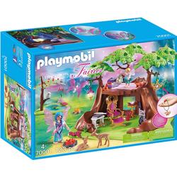 Playmobil® Spielfigur PLAYMOBIL® 70001 Waldfeenhaus