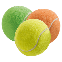 Hunter Smart Hundespielzeug Tennisball Colour 3er Pack