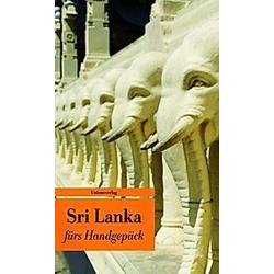 Sri Lanka fürs Handgepäck - Buch