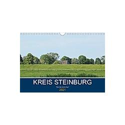 Kreis Steinburg (Wandkalender 2021 DIN A4 quer) - Kalender