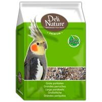 Deli Nature Premium GROßSITTICH Vogel-Futter 4 kg