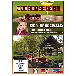 Spreewald - Eine Reise durch verwunschene Wasserwelten - DVD  Filme