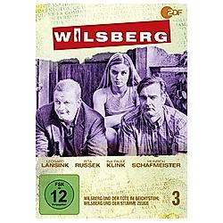 Wilsberg 3 - Wilsberg und der Tote im Beichtstuhl / Wilsberg und der stumme Zeuge - DVD  Filme