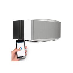 Blaupunkt MR 100 WH Bluetooth-Lautsprecher (Bluetooth, Chromecast Multiroom W-Lan Lautsprecher) weiß