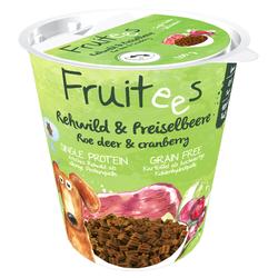 (1,45 EUR/100g) Bosch Fruitees mit Rehwild & Preiselbeeren 200 g