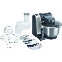 Bosch MUM48A1 600W 3.9l Anthrazit, Silber Küchenmaschine