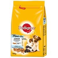 Pedigree Junior Mini Huhn & Reis 1,4 kg