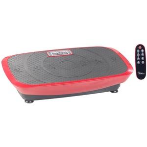Newgen Medicals Vibratorplatte: Breite 3D-Vibrationsplatte WBV-600.3D, 500 Watt, 20 Frequenzen & Timer (Sportgerät)