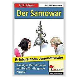 Der Samowar. Jutta Offermanns  - Buch