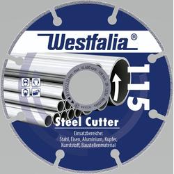 Diamanttrennscheibe Steel Cutter, Durchmesser 125 mm