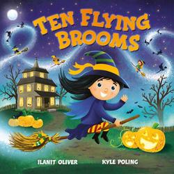 Ten Flying Brooms: eBook von