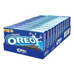 Oreo Keks 176 g, 12er Pack