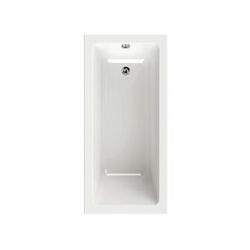 Acryl-Badewanne Linha 150 x 70 cm Rechteckig Weiß Rechteck-badewannen Zubehör