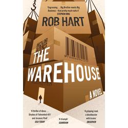 The Warehouse: eBook von Rob Hart