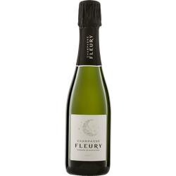 Champagne Brut Exclusiv halbe Flasche Bio Fleury