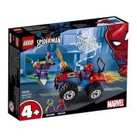 Lego Marvel Super Heroes Spider-Man Verfolgungsjagd (76133)