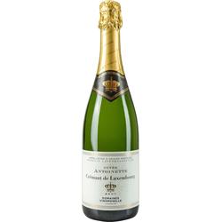 Domaine V.Cuvee Antoinette weiß Brut Cremant de Luxenbourg 750ml