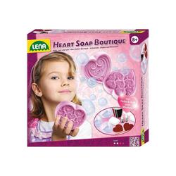 Lena® Kreativset Heart Soap Boutique Kreativset Seifengießen