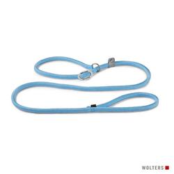 Wolters Moxonleine K2 sky blue, Maße: 180 cm / 13 mm