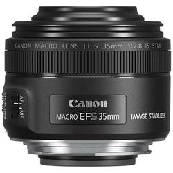Canon EF-S 2,8/35 IS Makro STM Makro-Objektiv f/2.8 (max) 35mm (max)