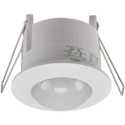 Bewegungsmelder Deckeneinbau weiß 60 bis 68mm 180° 230V LED geeignet weiß
