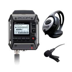 ZOOM Mikrofon Zoom F1-LP Field Rekorder + Mikrofon + Kopfhörer