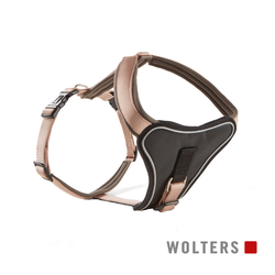 Wolters Geschirr Professional Comfort champagner/trüffel