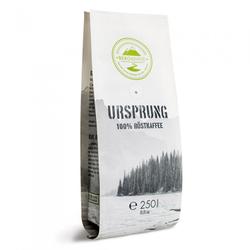 """Kaffeebohnen Bergbrand Kaffeerösterei """"Ursprung Filterkaffee"""", 1 kg"""