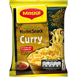 Maggi Nudeln Magic Asia Curry 62 g