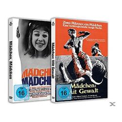 Mädchen, Mädchen - Mädchen... nur mit Gewalt DVD