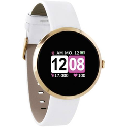 X-WATCH Siona Color Fit Smartwatch 41mm Weiß