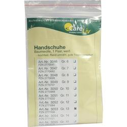 Handschuhe Baumwolle Gr.13