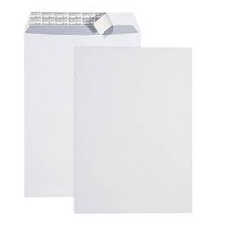dundee Versandtaschen DIN B4 ohne Fenster weiß mit ohne Falte kein Wert Falte, 10 St.