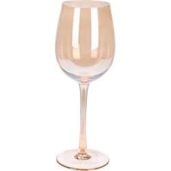 Weinglas AMBER(DH 9x23 cm)