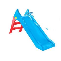 Mochtoys Rutsche Kinderrutsche und Wasserrutsche 12166, wetterfest, 140 cm Rutschlänge