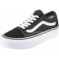 VANS Old Skool Platform black/white 39