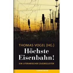 Höchste Eisenbahn!: eBook von