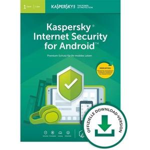 Kaspersky Internet Security Android 2020 1 Gerät 1 Jahr Handy Tablet Mobile