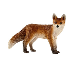 Schleich® Wild Life 14782 Fuchs Figur