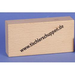Bedrucken von Holzbausteinen
