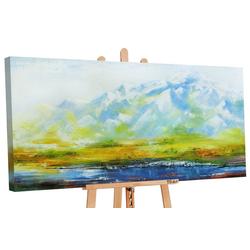 YS-Art Gemälde Morgenfrische 091