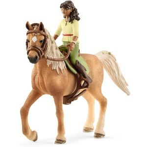 SCHLEICH-Figurine Horse Club Sarah & Mystery, 42517, Mehrfarbig