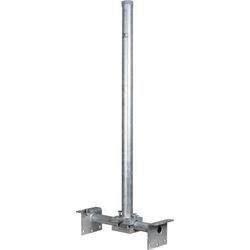 Kathrein ZAS 46 SAT-Dachhalterung Passend für Spiegelgröße: Ø < 130cm Silber