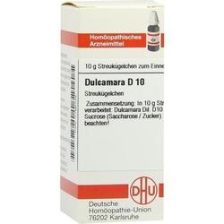 DULCAMARA D 10 Globuli 10 g