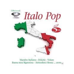 VARIOUS - Diamonds Italo Pop (CD)