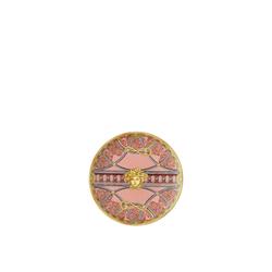 Rosenthal meets Versace Brotteller Versace Scala Palazzo Rosa Brotteller 17 cm, (1 Stück)