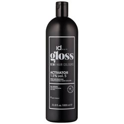 ID Hair Gloss Activator 1 5% VOL.1000 ml