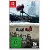 Switch Spiel Child Of Light Ultimate Edition + Valiant Hearts: The Great War Neu