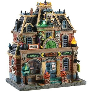 Lemax - Haunted Museum / Halloween Spookytown Spooky Town